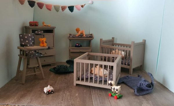 Kinderkamer Nick